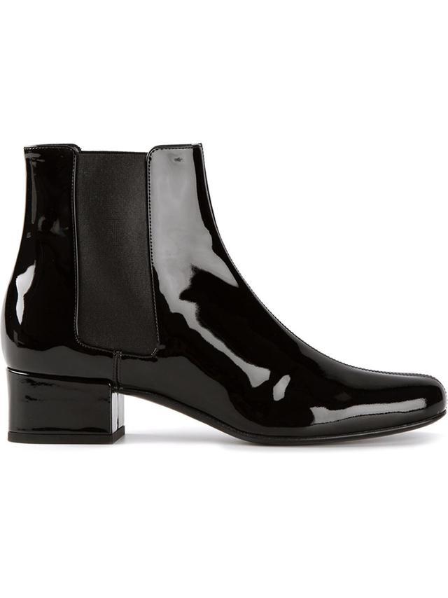Saint Laurent Babies Chelsea Boots