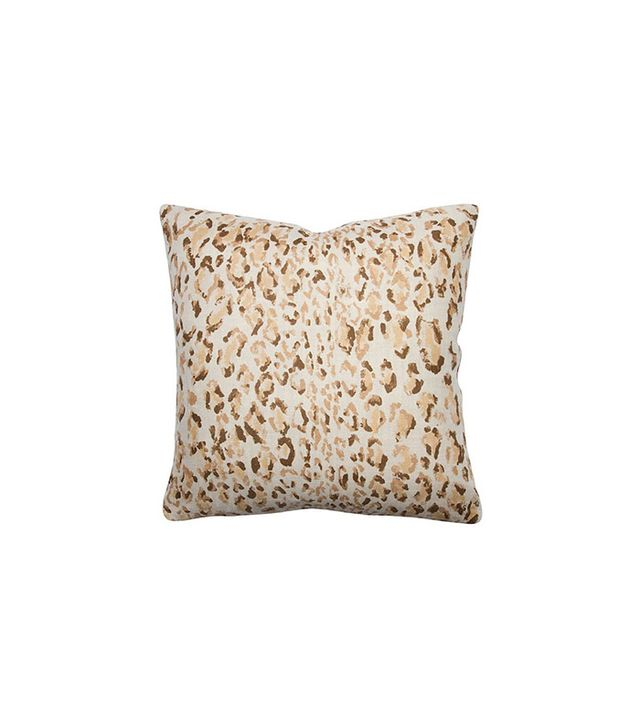 Coveted Home Creme Sabu Linen Pillow