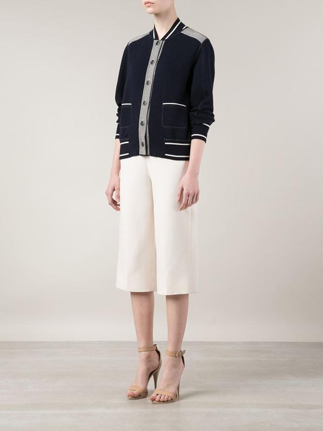 Vintage Chanel Bomber Jacket
