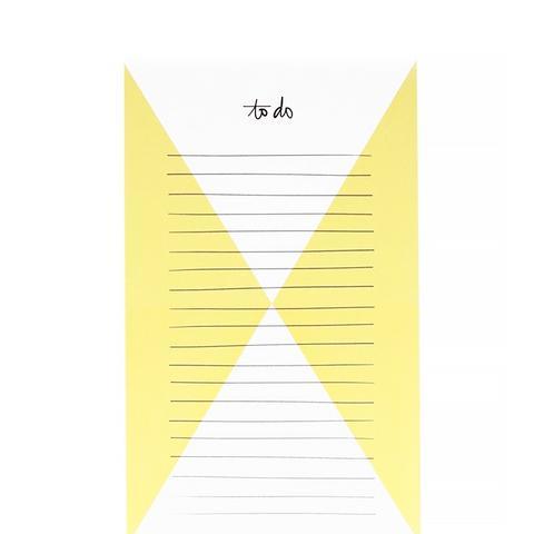 Triangle Notepad