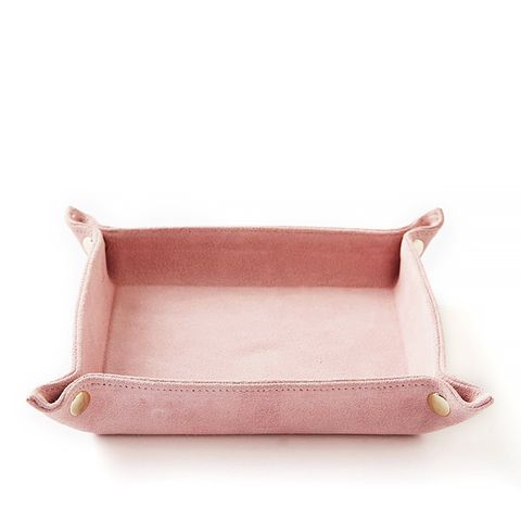 Suede Catchall