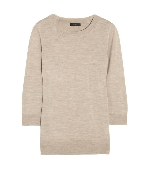 J.Crew Tippi Merino Wool Sweater