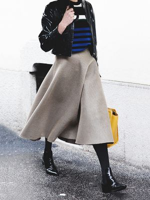 Rainy Day? Try Out This Super-Chic Outfit