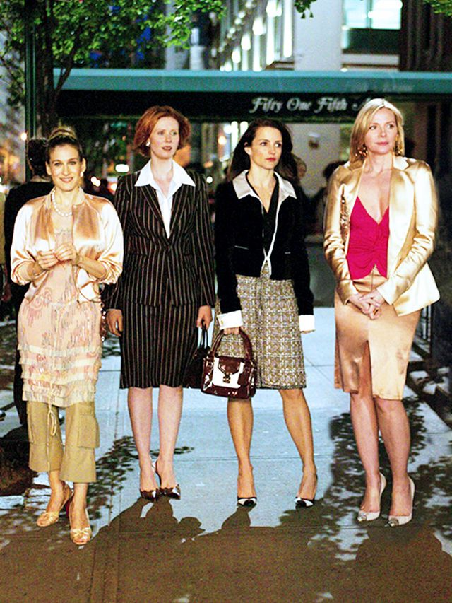 Most Iconic Sex and the City Fashion Moments - Alux.com