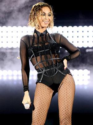 Beyoncé's 4-Move Leg Workout Sounds Surprisingly Doable