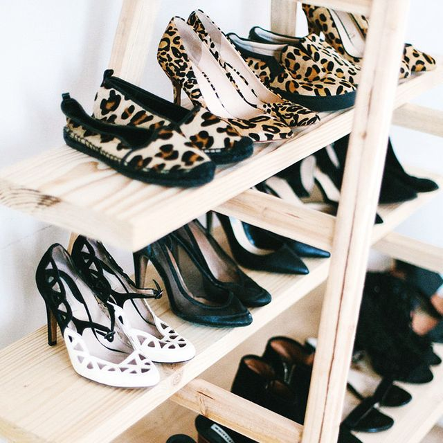 This Is a Seriously Clever Way to Store Your Shoes