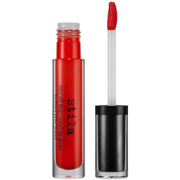 Stila Stay All DayVinyl Lip Gloss in Poppy Vinyl