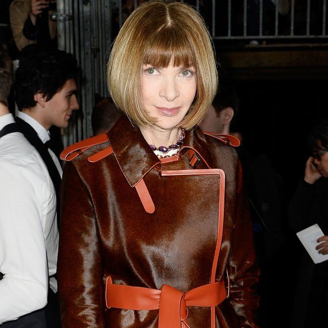 These Candid Photos of Anna Wintour With Her Family Are So Sweet