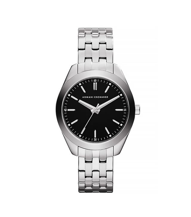 Armani Exchange Black Dial Watch