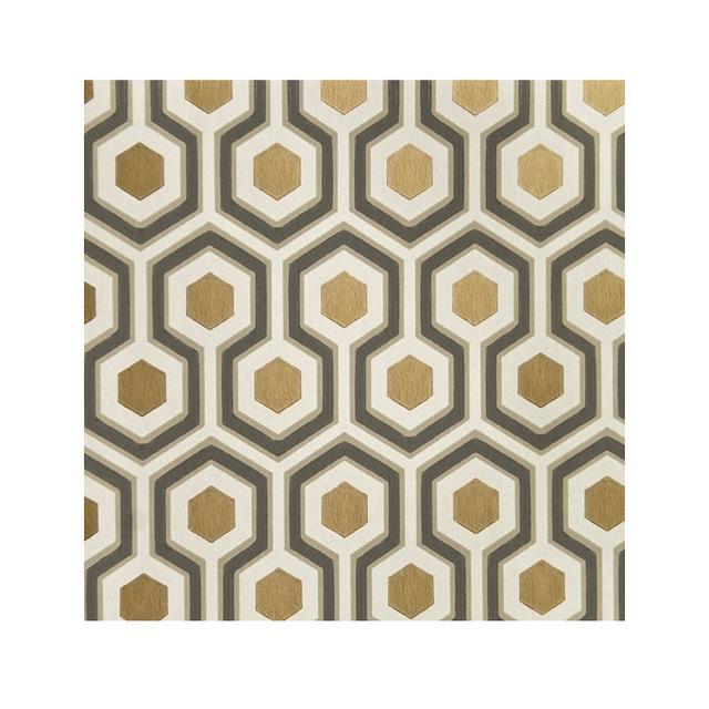 """Cole & Son """"Hicks Hexagon"""" Wallpaper"""