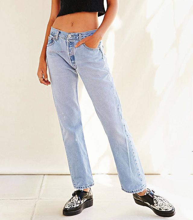 Urban Renewal Vintage Levi's 505 & 501 Jeans
