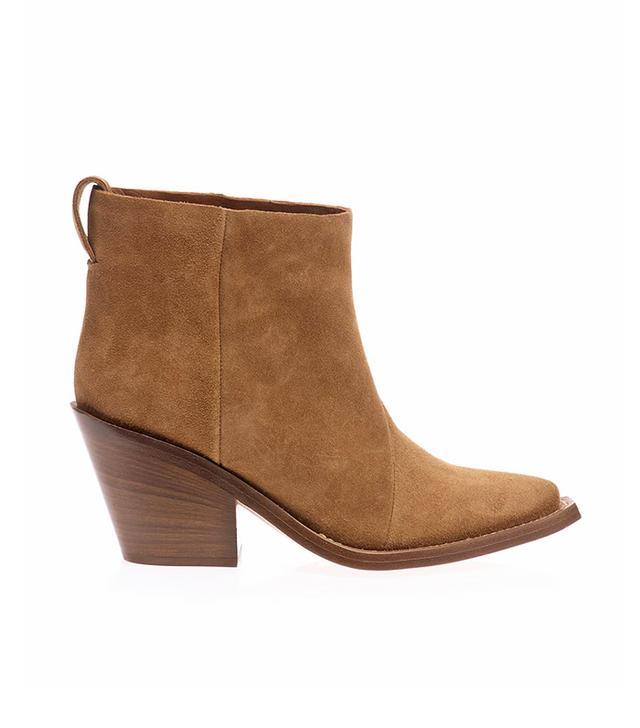 Acne Studios Donna Suede Boots