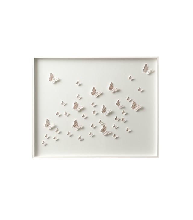 RH Baby & Child Hand-Folded Paper Butterfly Art
