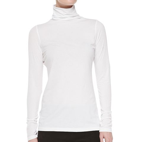 Favorite Slim Lightweight Turtleneck