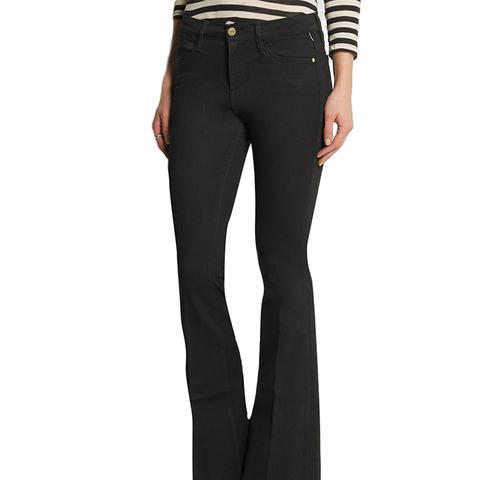 Le High Flare High-Rise Jean