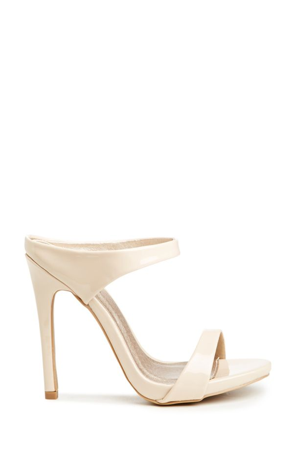 Daily Look Demi Double-Strap Heels