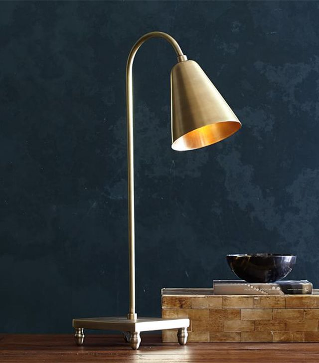 Pottery Barn Lily Task Lamp