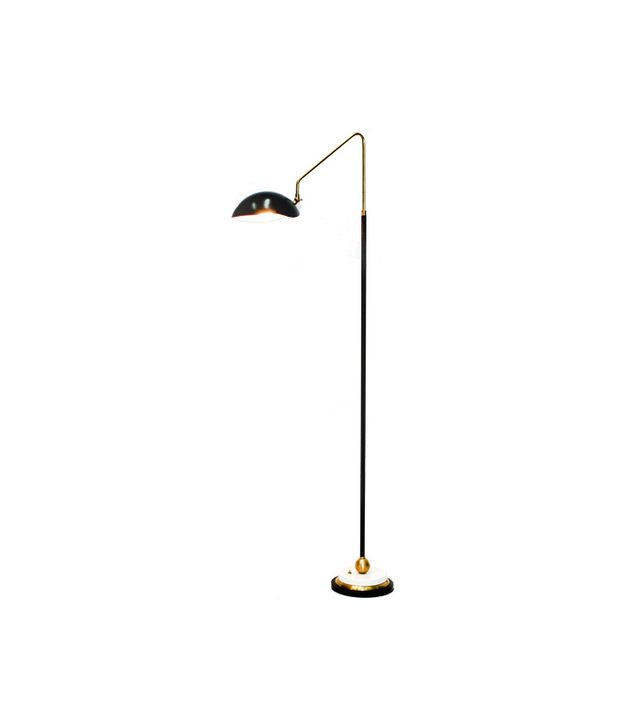 Jason Koharik 'J' Arm Floor Lamp
