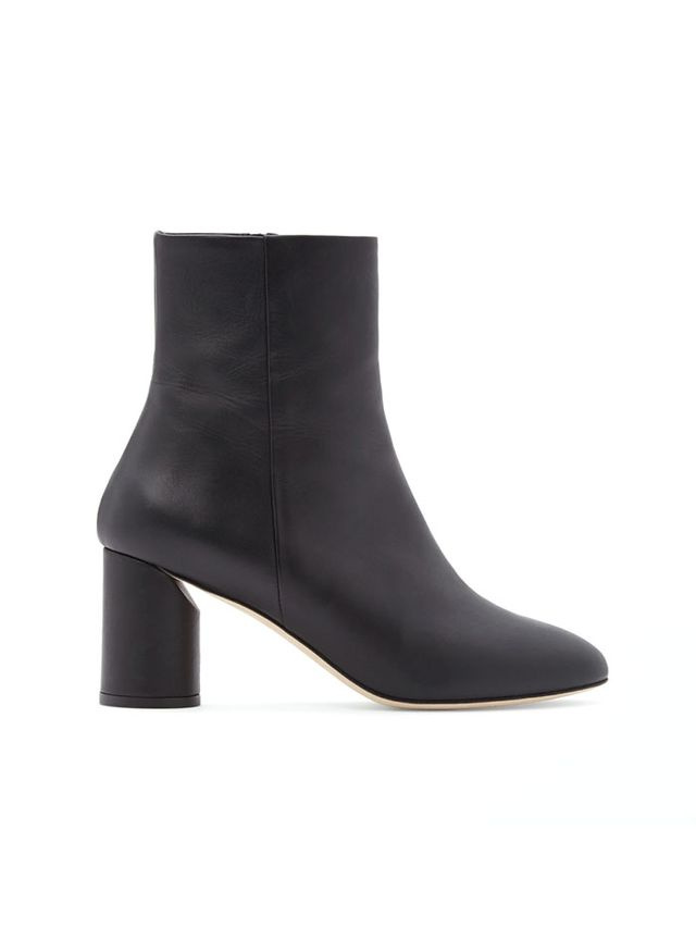 COS Round-Heel leather Boots