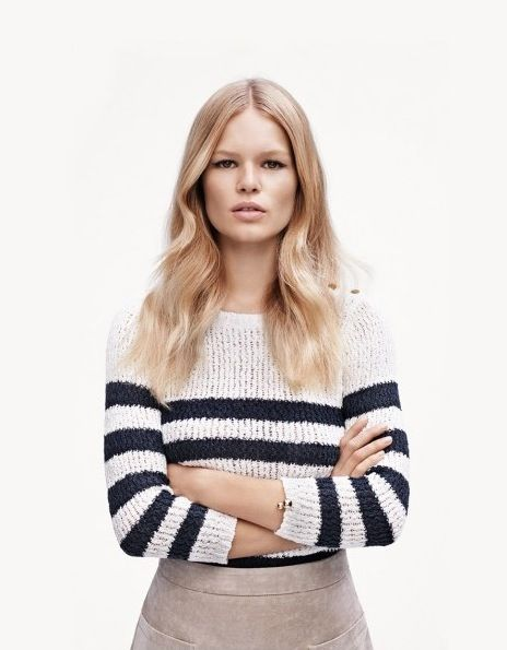 5 Must-Have Striped Pieces From Mango's Spring 2015 Collection