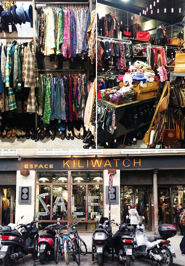 Where to find that once-in-a-lifetime vintage coat: Kiliwatch
