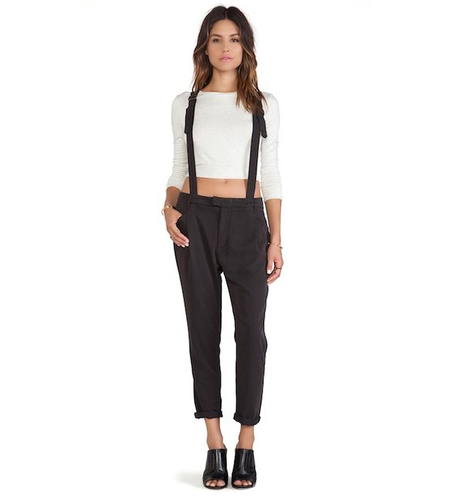 Obey Smith Suspender Pants