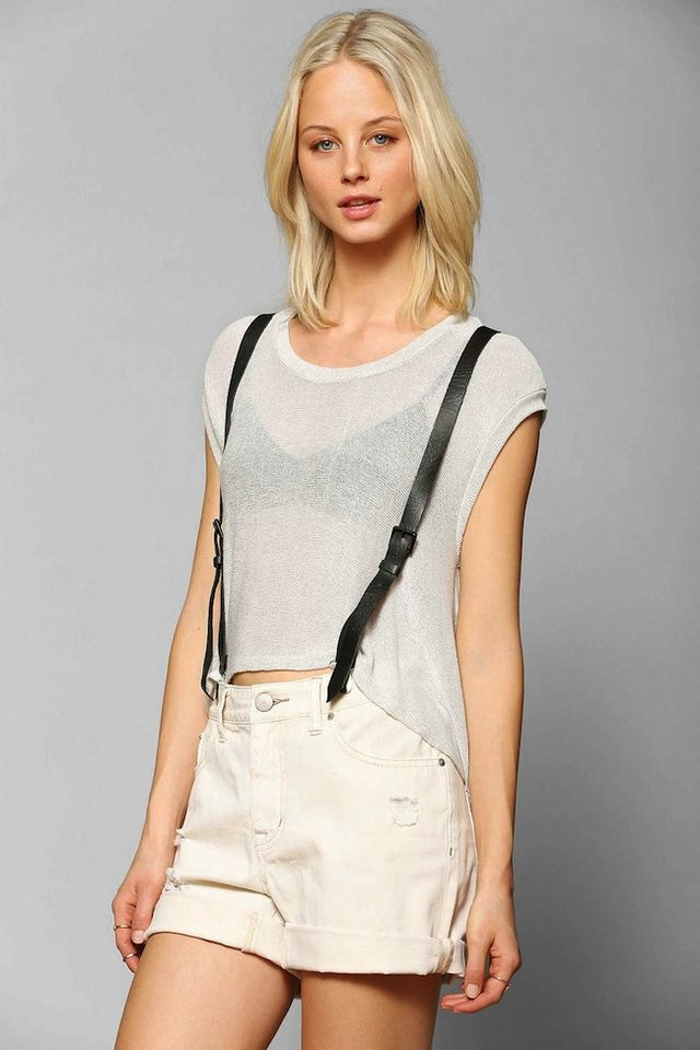 JAKIMAC Uni Leather Suspender