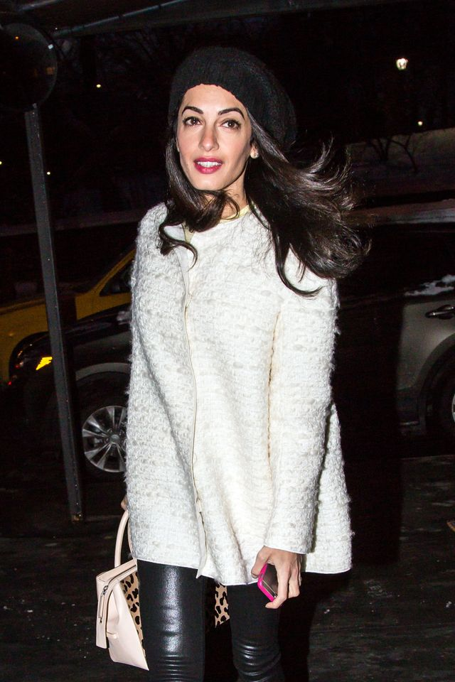 Amal Clooney Just Got a New Gig! Find Out What It Is