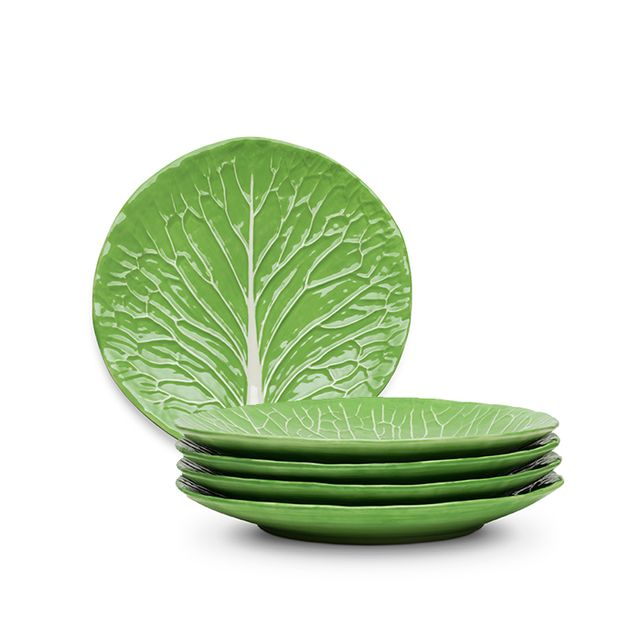 Dodie Thayer for Tory Burch Lettuce Ware Salad Plate