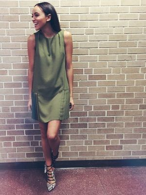 Great Fashion Find: Ashley Madekwe's $65 Dress