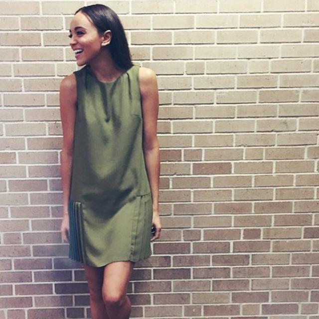 Great Fashion Find: Ashley Madekwe's $65 Dress
