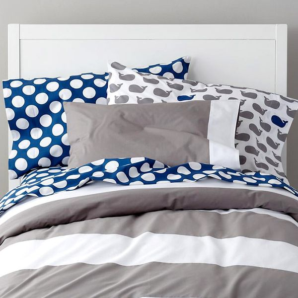 Land of Nod Make a Splash Kids Bedding