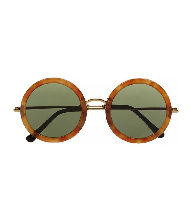 The Row Round-Frame Sunglasses