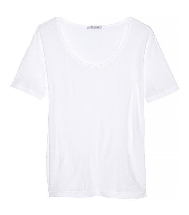 T by Alexander Wang Pima Cotton T-Shirt