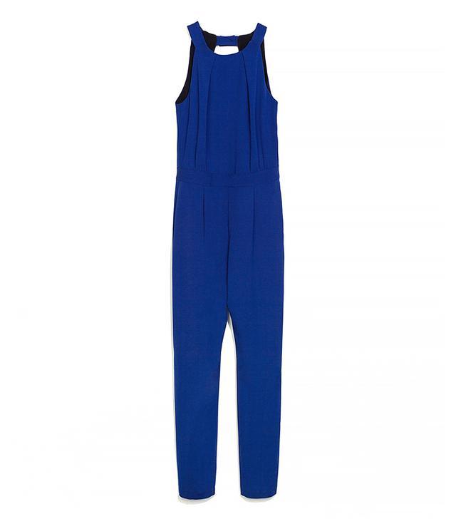 Zara Backless Jumpsuit