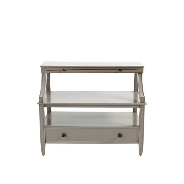 Ballard Designs Sidney Open Side Table