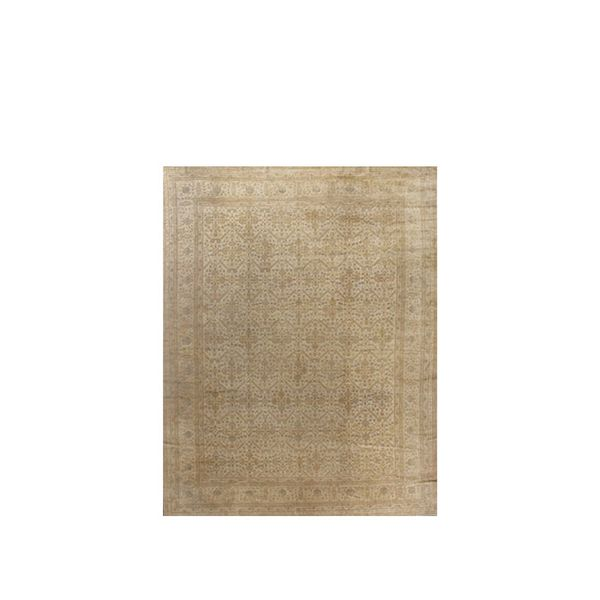 Lawrence of La Brea Turkish Antique 9'x12' Rug
