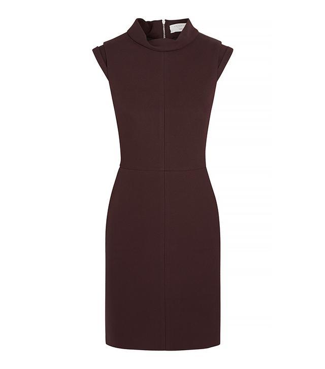 Victoria Beckham Crepe Pencil Dress