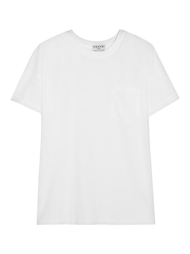 Frame Denim Le Boyfriend Supima T-Shirt