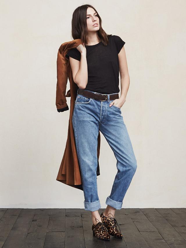 Reformation Boyfriend Jeans