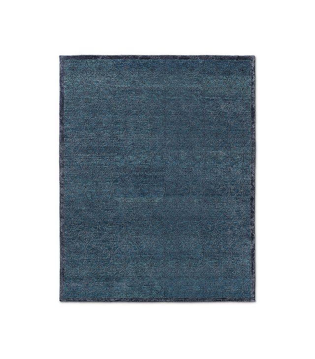 Restoration Hardware Palla Rug in Indigo