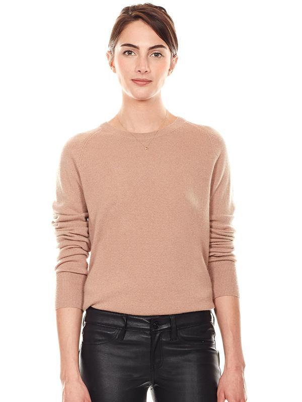 Sloane Crew Neck Sweater