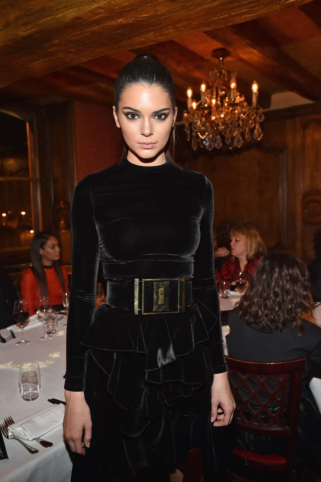 Is Kendall Jenner the New Face of Calvin Klein?