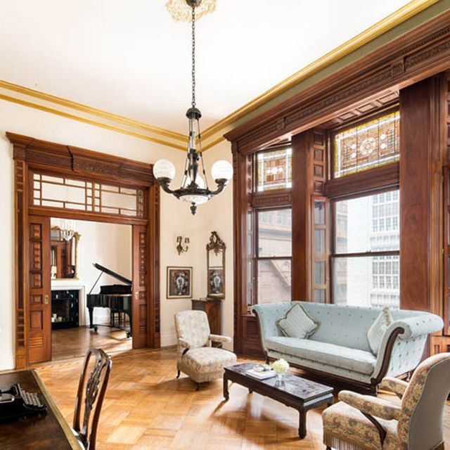Step Inside Jessica Chastain's Drop-Dead-Gorgeous New Home