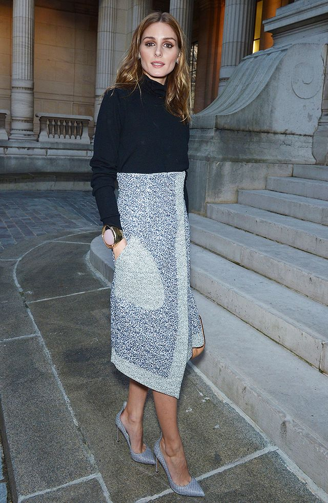 15 Outfits That Prove Olivia Palermo Won Fashion Week