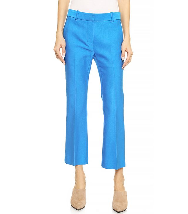 3.1 Phillip Lim Cropped Flared Pants