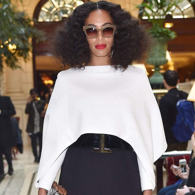 Solange Knowles's Street Style Game Has Never Been Better