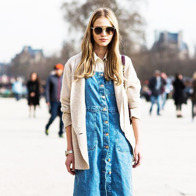 Trend Report: Denim Dresses