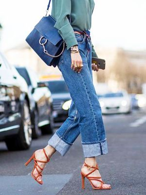 How to Wear Your Spring Staples Together