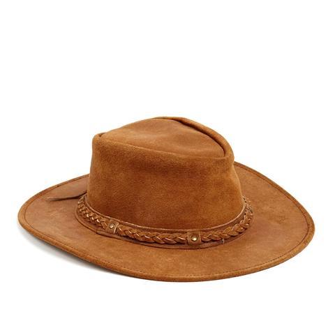 Liquorish Suede Hat